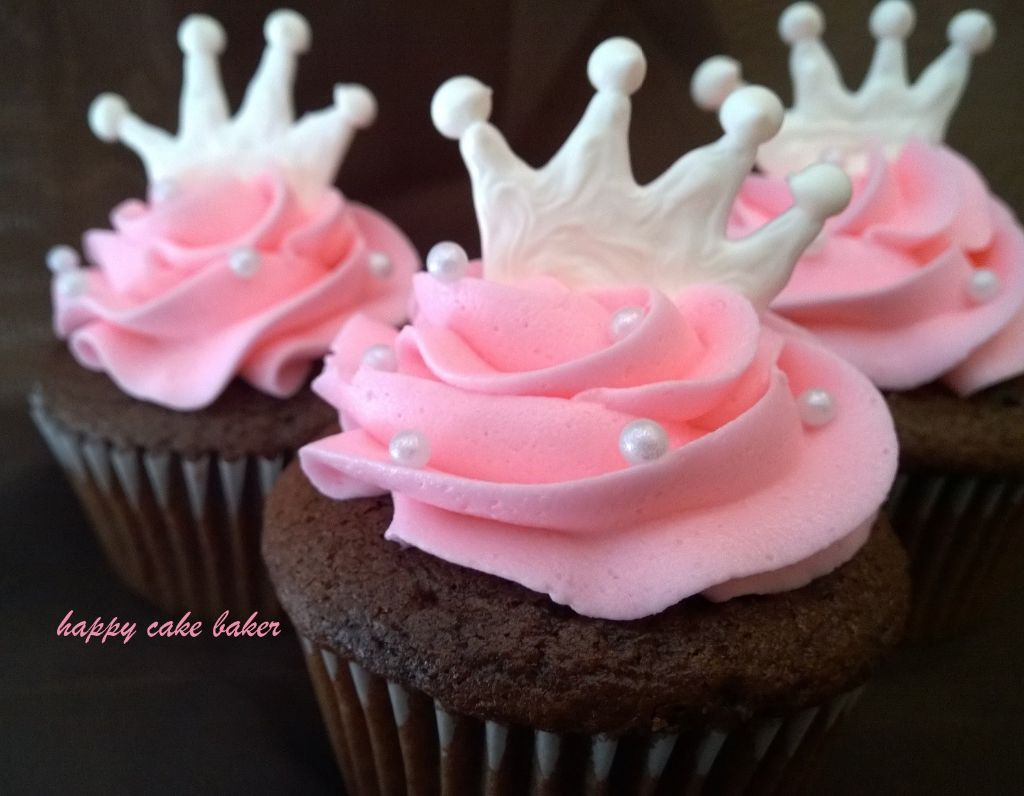 Crowns For A Princess Party Happy Cake Baker