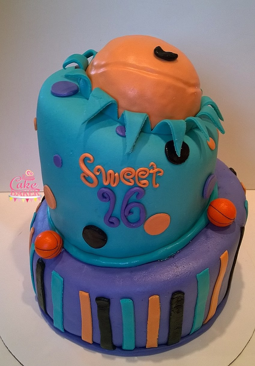 Sweet 16 Happy Cake Baker
