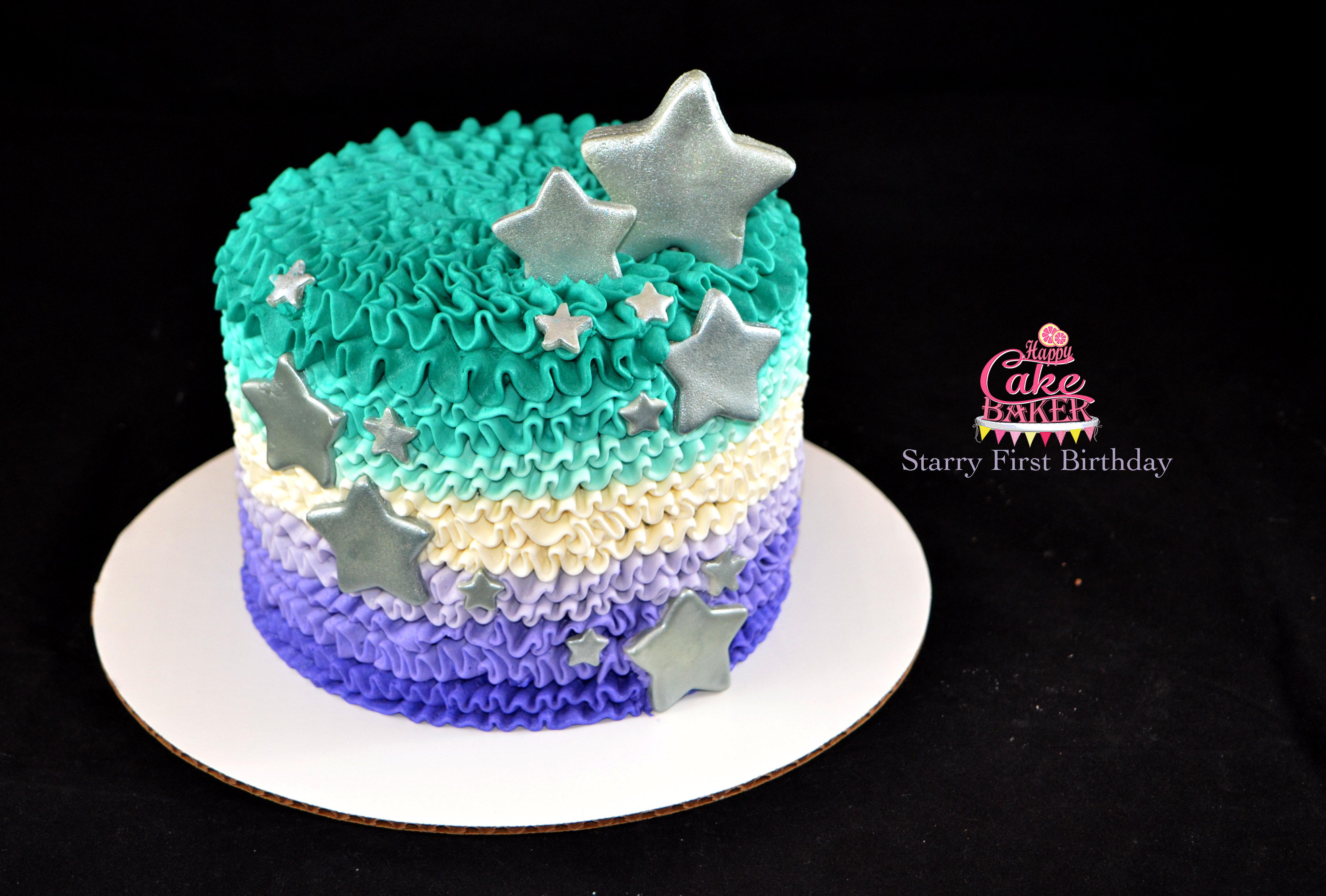 starryfirstbirthday